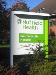 Nuffield Hospital, Bournemouth
